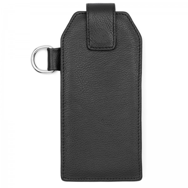Handy Etui Black Grain