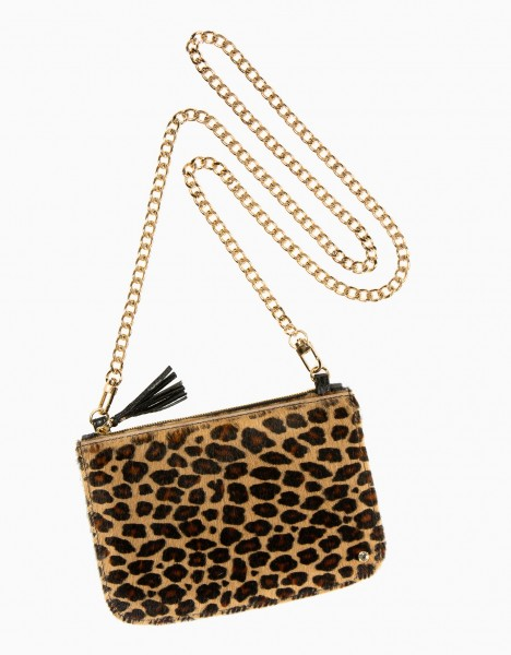 Goldfarbene optionale Kette für Clutch Leo | LABEKA Kollektion Leo